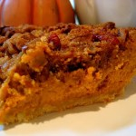Pumpkin-Ginger Pie