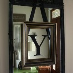 Before & After: A Mirror Makeover