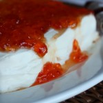 Sweet Pepper Jelly & Cream Cheese Spread