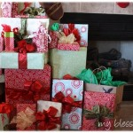 Gift Wrapping & Bow Tying {Video Tutorials}