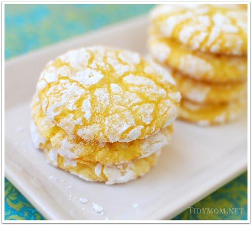 Favorite Lemon Recipes
