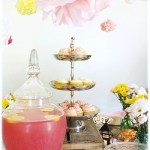 Baby Shower {Vintage Pink Lemonade Theme}