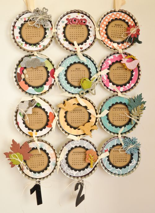 Bottle Cap Craft Ideas My Blessed Life