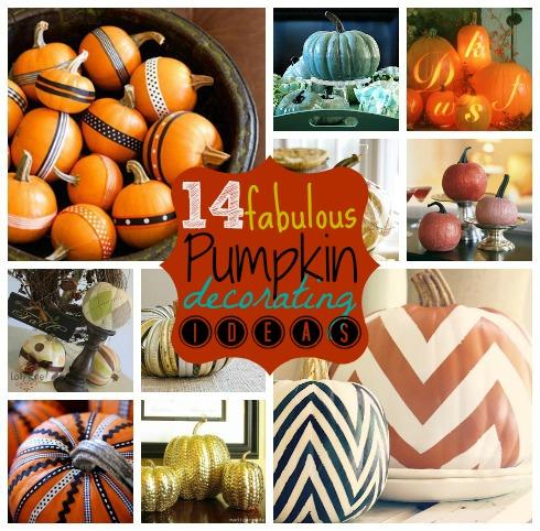 pumpkin - Fall Pumpkin Decorations