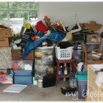 My Cluttered Carport & The Bagster® Bag {$100 AmEx Gift Card Giveaway!}