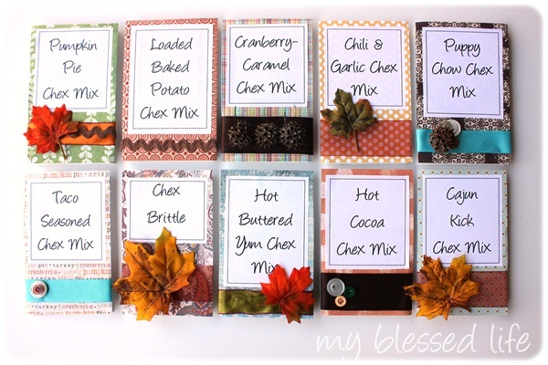 Party Food Labels - Elmers Project