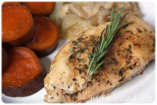Cooking chicken breast in crock pot assured, that