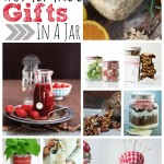 12 Homemade Gifts In A Jar