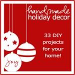Handmade Holiday Decor Ebook
