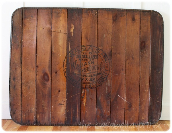 Incredible Antique Stove Board My