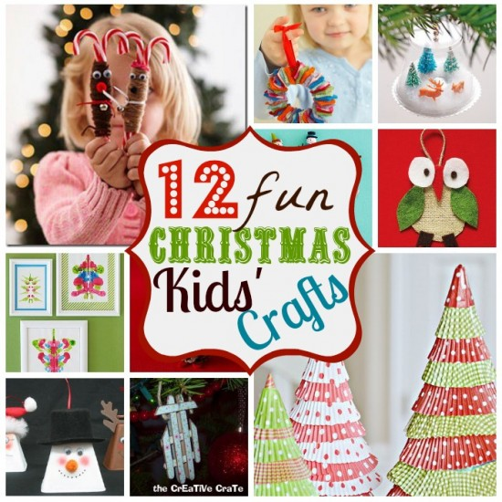 Christmas Kids Crafts 2