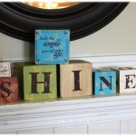 Inspirational Message Blocks {Giveaway}