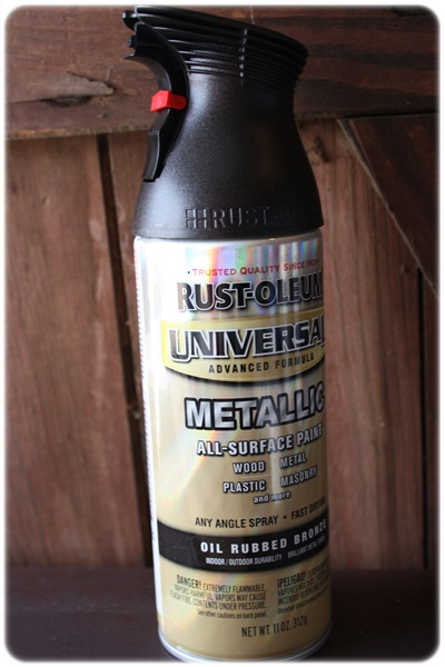 This Rustoleum ORB Spray Paint Is A Dream. Iu0027m Not Kidding. Once I Finally  Got The Red Hickey Do Off, The Hinges Were Completely Spray Painted In Less  Than ...