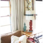 A Thrifty Lamp Makeover