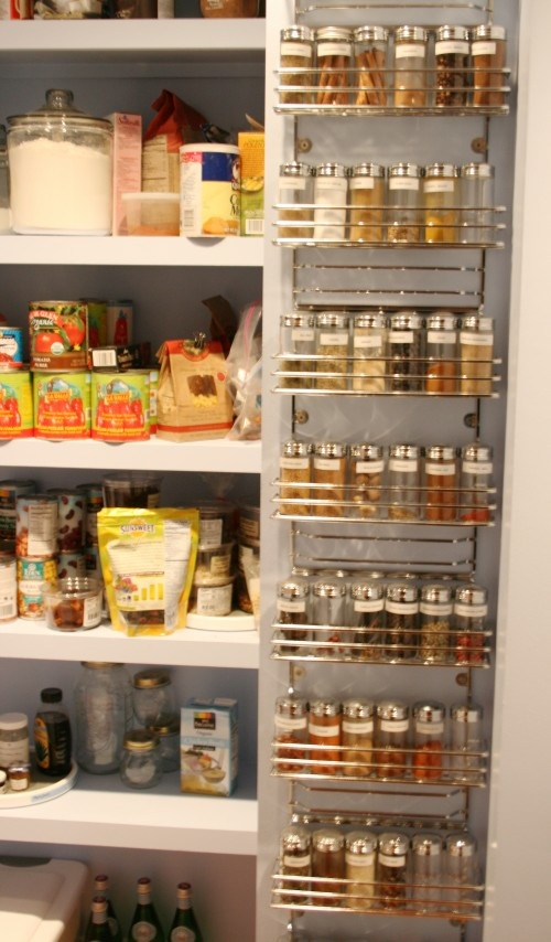 10 spice organization tips for Organization ideas for kitchen pantry