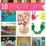 spring kids crafts