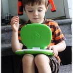 My Little Aspiring Blogger