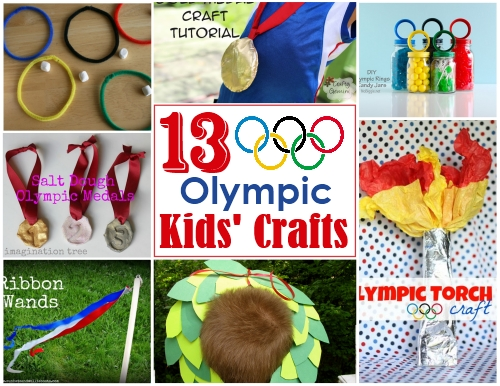 olympic craft ideas for preschool 13 olympic crafts for lesson plans 6982