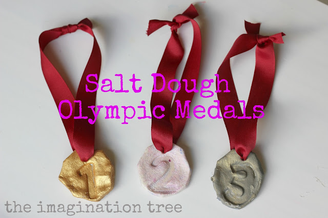 13 Olympic Crafts For Kids