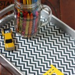 DIY Custom Tray {For Less Than $10}