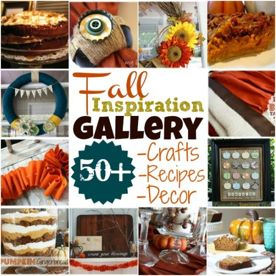 fall inspiration gallery