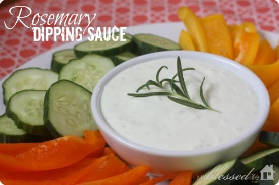 dipping sauce
