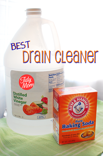 12 Homemade Cleaners