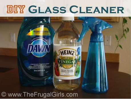12 Homemade Cleaners My Blessed Life