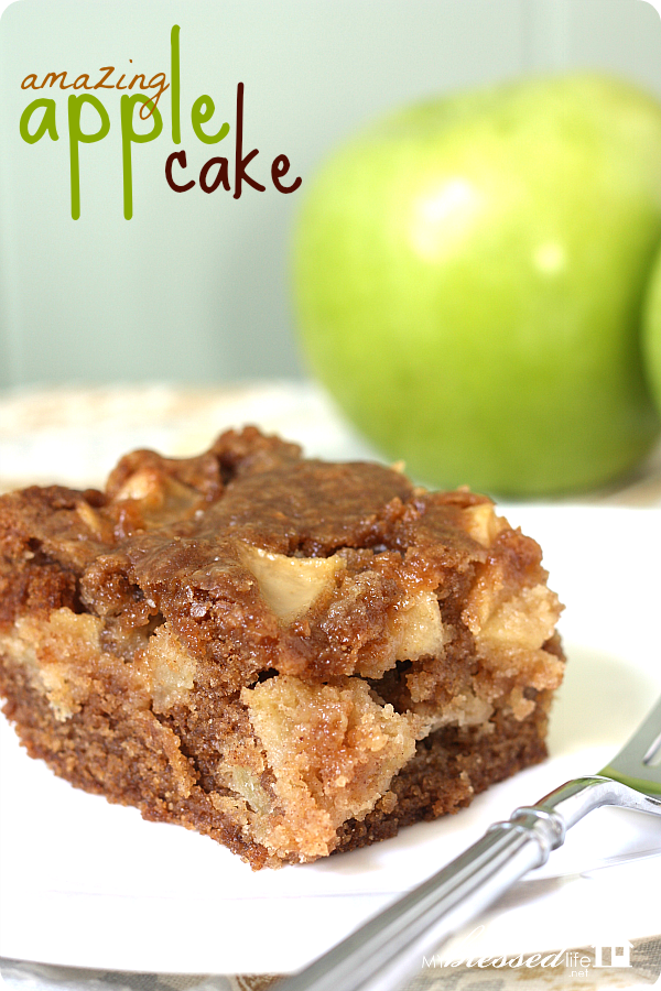 Amazing Apple Cake