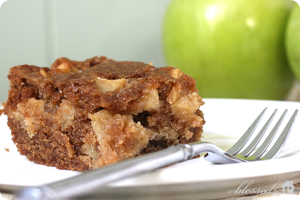 Moist apple cake recipes easy