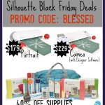 Silhouette Black Friday Deals!!
