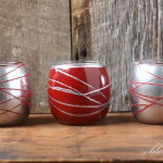 DIY Christmas Votives | MyBlessedLife.net
