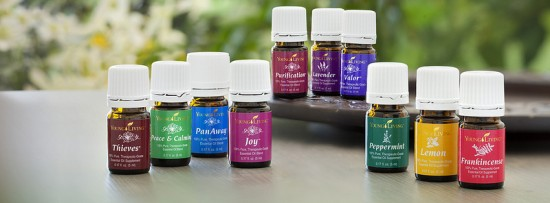 Join Young Living Essential Oils Everyday Oils Collection