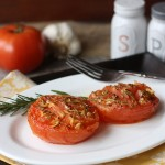 Broiled Tomatoes Recipe
