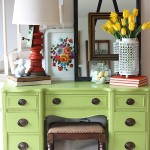 Colorful Spring Vignette {2013}