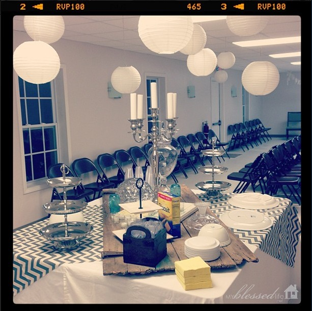 Meet-The-Bride & Greet-The-Groom Reception