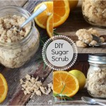 Sugar Scrub {Citrus & Honey}