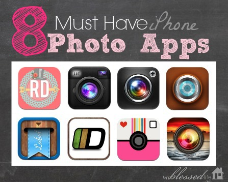 7 Awesome iPhone Photo Apps