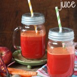 Carrot Juice | Carrot Apple-Beet Juice