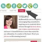 MyBlessedLife.net Has A New Look!