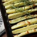 Parmesan Zucchini Wedges | MyBlessedLife.net