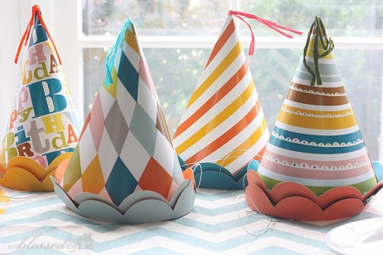 Colorful And Easy Birthday Party | MyBlessedLife.net