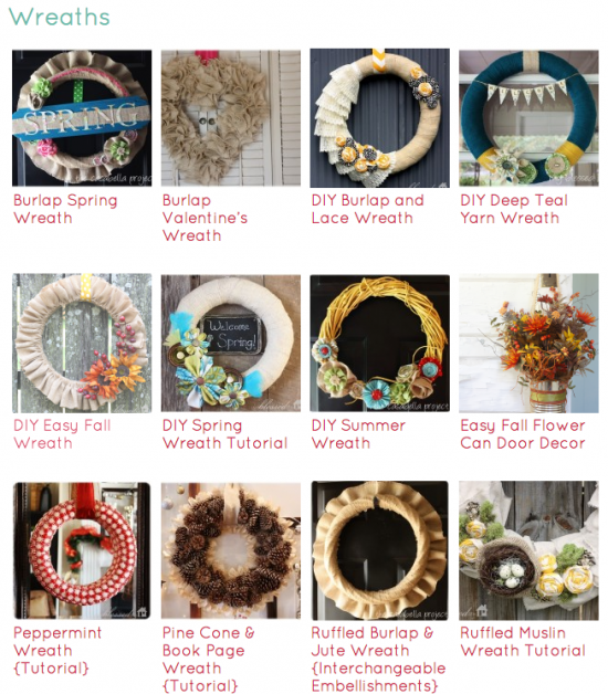 Wreath Gallery