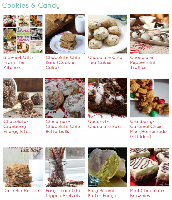 Cookies And Candy Gallery