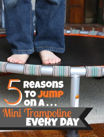 5 Reasons To Jump On A Rebounder Every Day | MyBlessedLife.net