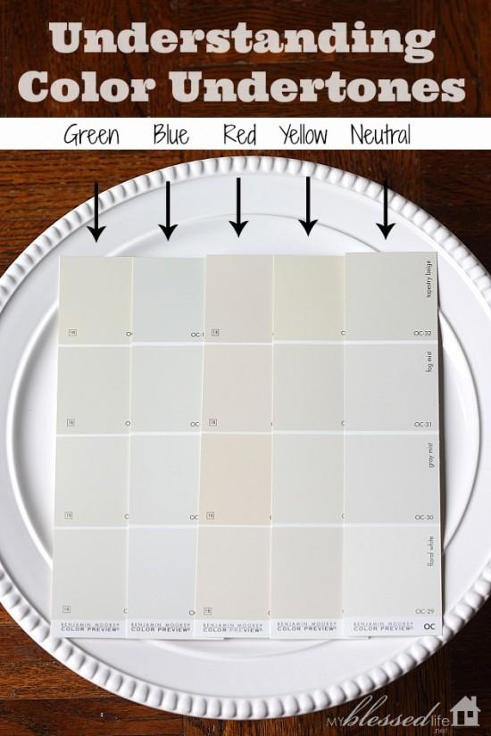 Understanding Color Undertones