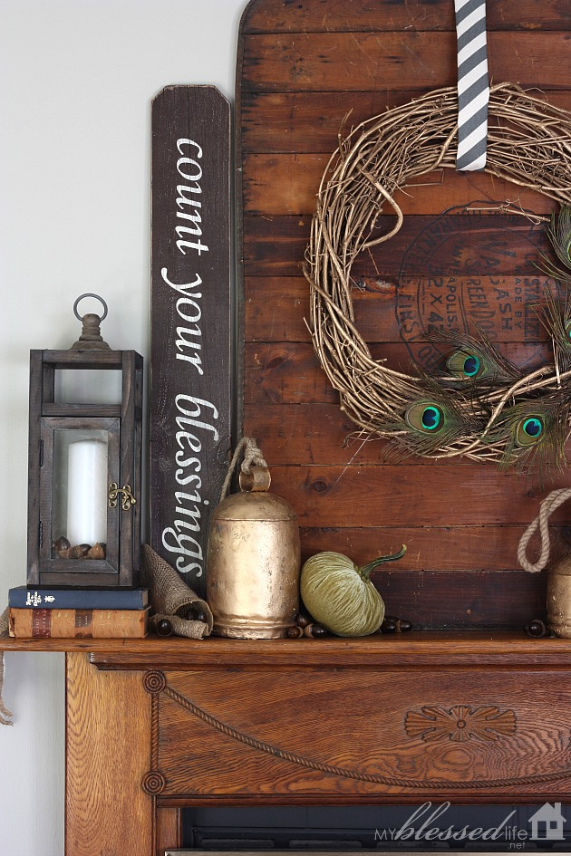 How to Decorate With Junk {5 Ways}   MyBlessedLife.net