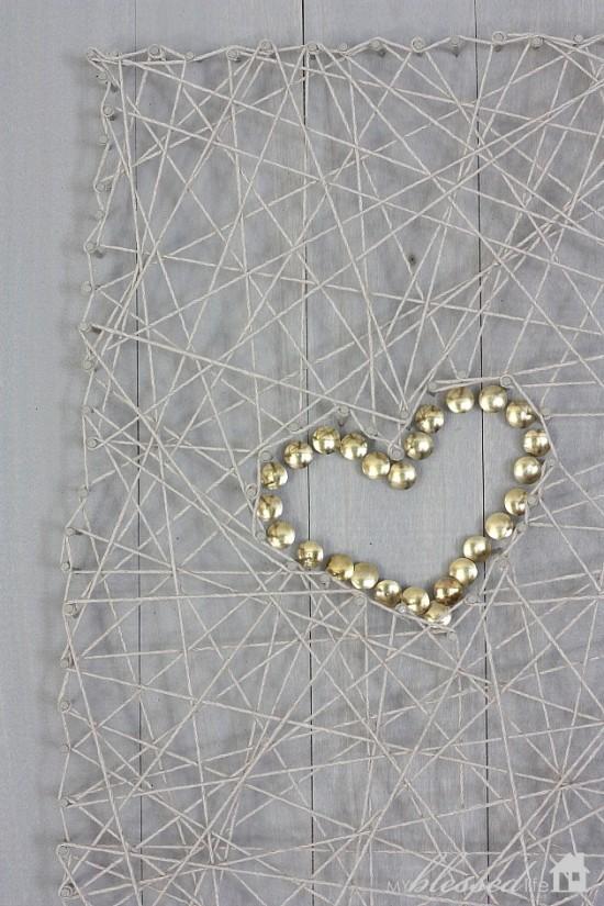 Heart of Dixie String Art   MyBlessedLife.net