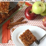 Old Fashioned Apple Pudding Cake
