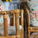 Bamboo Chairs | From Drab To Fab!